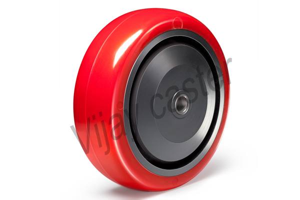 Get info of suppliers, manufacturers, exporters, traders of PU Trolley Wheel