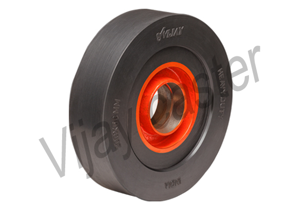 Rubber Trolley Wheel