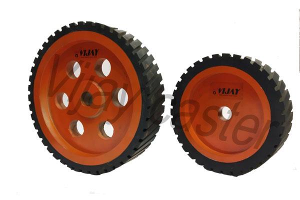 Belt Grinder Wheels Manufacturer